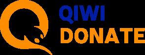 Сделать пожертвование через Qiwi